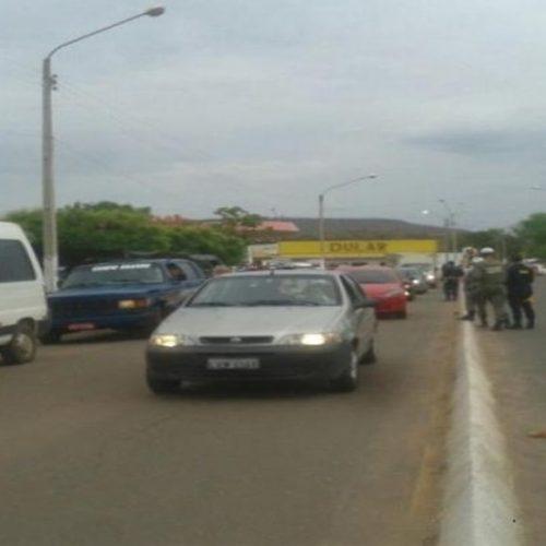 Secretaria de Trânsito apreende Vans clandestinas em Picos
