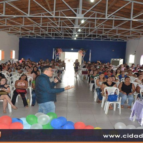 Oficinas encerram Seminário de Educação em Simões