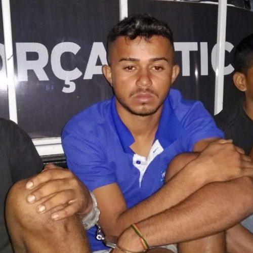 PM prende suspeitos de praticarem assaltos na rodovia que dá acesso a Queimada Nova do Piauí
