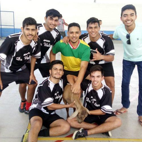 Pastoral da Juventude realiza Torneio de Futsal em Simões