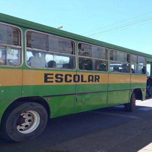 Veículos só poderão transportar alunos em Picos após regularização frente à cooperativa