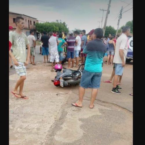 PICOS | Duas pessoas morrem em acidente no bairro Ipueiras