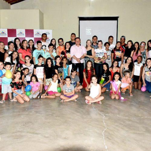 Em Vila Nova, Gincana Cultural abre as atividades da Secretaria de Cultura. Veja oficinas!