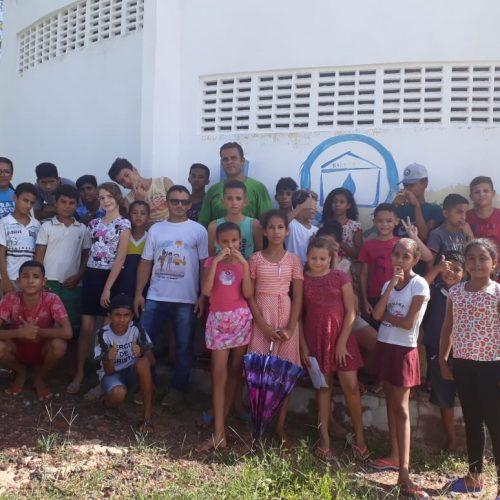 'Dia Mundial da Água' é lembrado pelo Governo Municipal em Vera Mendes