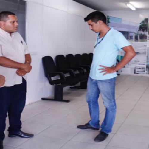 Bando invade a Fundação Hospitalar e assalta mais de dez funcionários