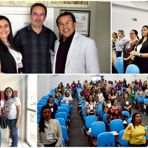 ALAGOINHA│Prefeito e gestoras da Educação participam do 14° Fórum da UNDIME-PI em Teresina