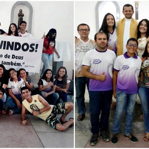 FRANCISCO MACEDO│Grupo JCA celebrará 28º aniversário com show católico neste domingo (10)