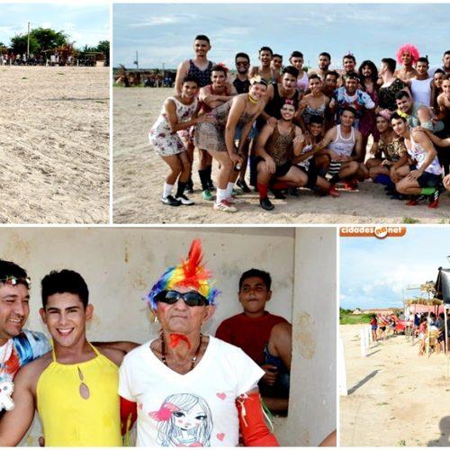 Jogo das 'virgens' movimenta o Carnaval 2019 em Alegrete do Piauí; veja fotos