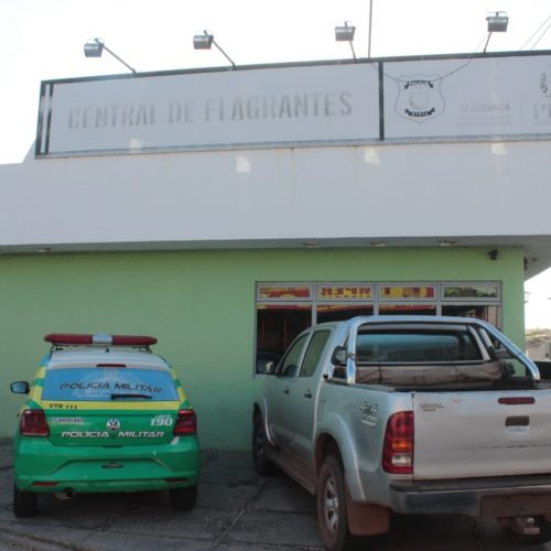 MP-PI ajuíza ação por falta de café da manhã para presos da Central de Flagrantes