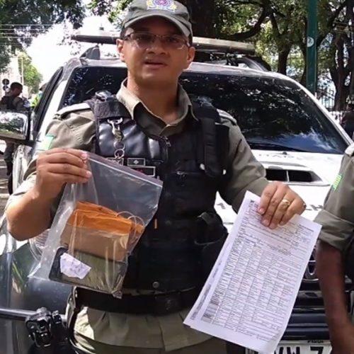 Polícia realiza a 'Operação Estandarte' e apreende diversos celulares no Piauí
