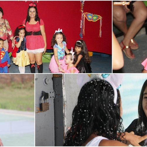 JAICÓS | Confira fotos do carnaval da Escolinha Pequeno Polegar