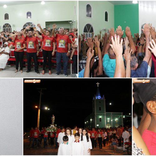 Missa Solene e procissão reúnem multidão e encerram festejos de São José em Belém do Piauí