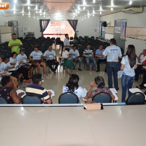 Após debates de propostas, chega ao fim a 8ª Conferência Municipal de Saúde de Picos