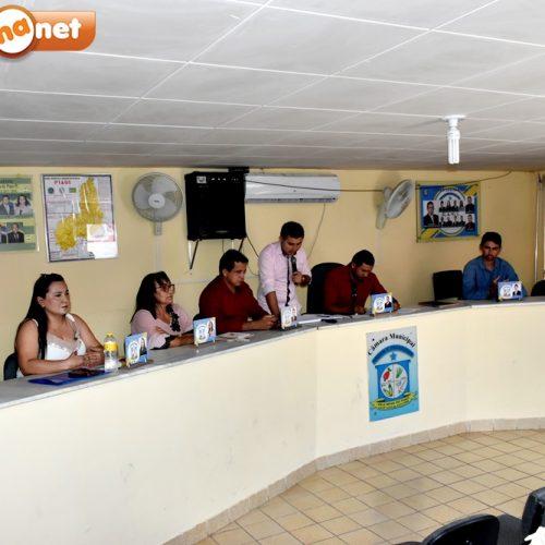 Câmara de Vereadores de Vila Nova cria CCJ durante sessão ordinária