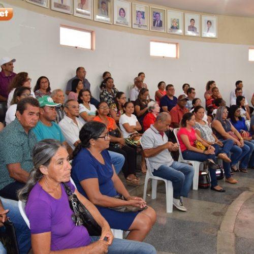 Audiência pública debate Reforma da Previdência em Picos