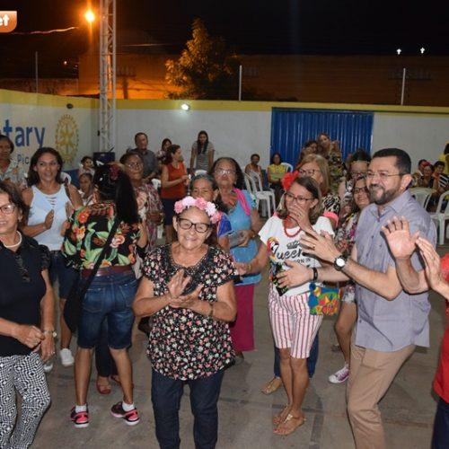 Confira as fotos do Carnaval do Idoso em Picos