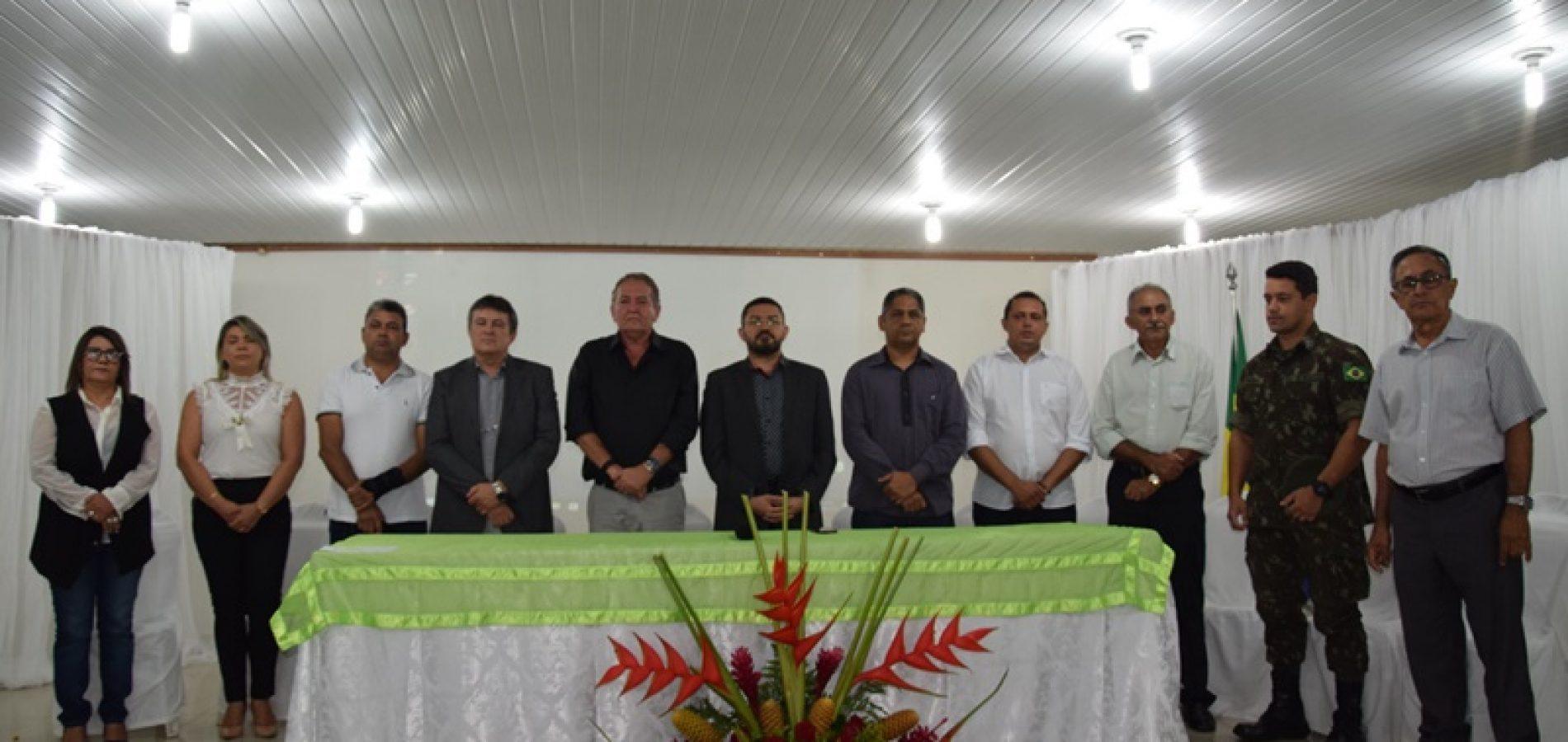 SMS reúne comunidade na 8ª Conferência Municipal da Saúde de Picos