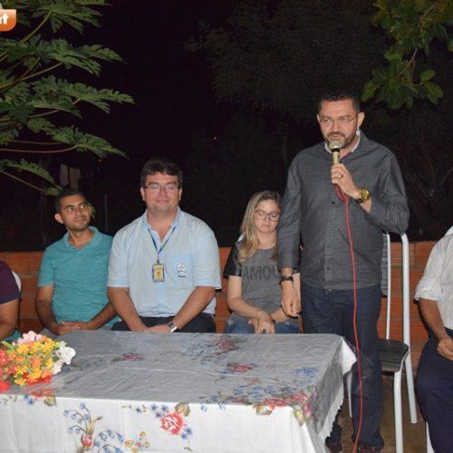 Prefeitura de Picos inaugura rede de abastecimento de água em comunidade da zona rural