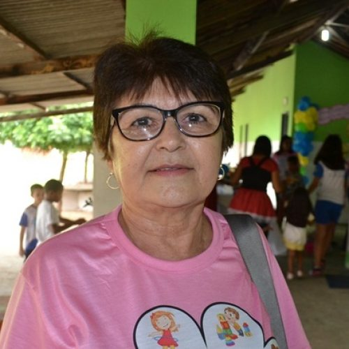 Escola Pequeno Polegar parabeniza jaicoenses pelo Dia da Mulher