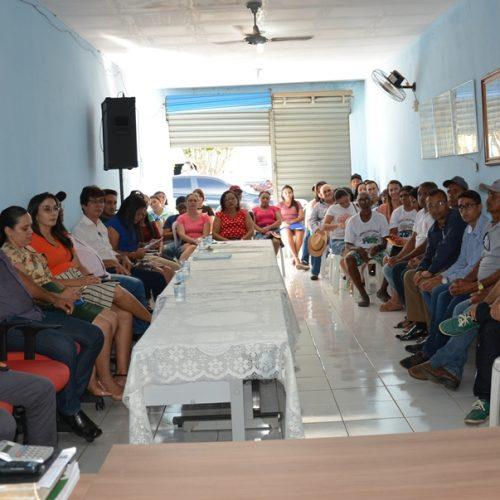 Prefeito de Vera Mendes promove 11ª audiência pública de prestação de contas de sua gestão
