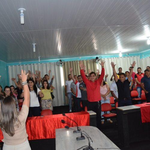 II Plenária é realizada em Padre Marcos e discute saúde, democracia e fortalecimento do SUS