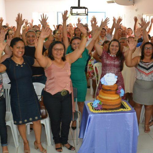 Dia Internacional da Mulher é comemorado com homenagens e reconhecimento em Vera Mendes