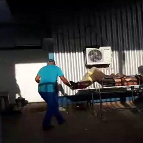 Funcionário da Eletrobras sofre descarga e fica em estado grave no Piauí