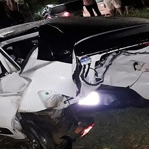 Dois jovens ficam feridos em grave acidente no Piauí