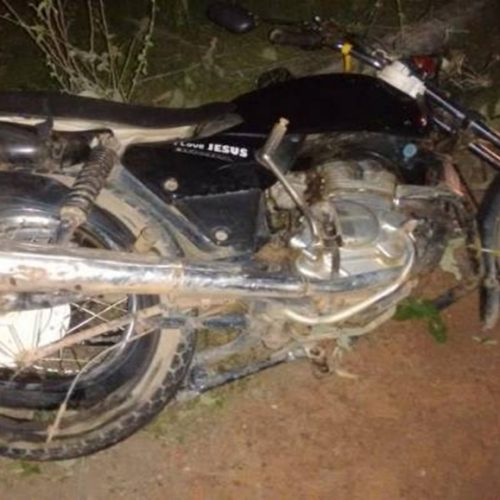 Prefeito colide veículo em moto e quase mata homem no interior do Piauí