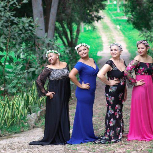 Projeto fotográfico resgata a autoestima de mulheres com câncer no Piauí