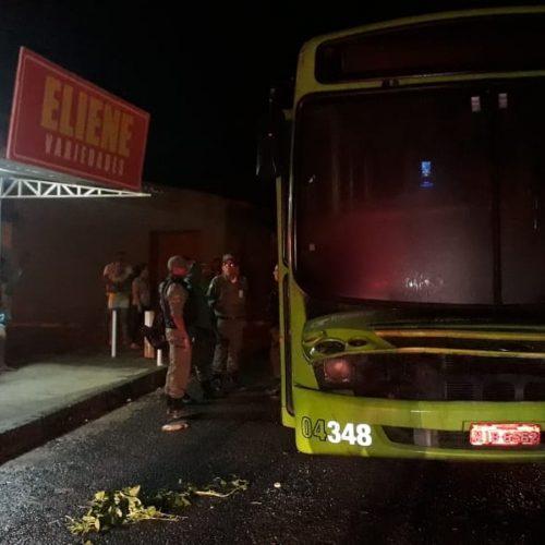 Secretaria de Segurança do PI reforça policiamento ostensivo nos terminais e garagens após incêndios de ônibus