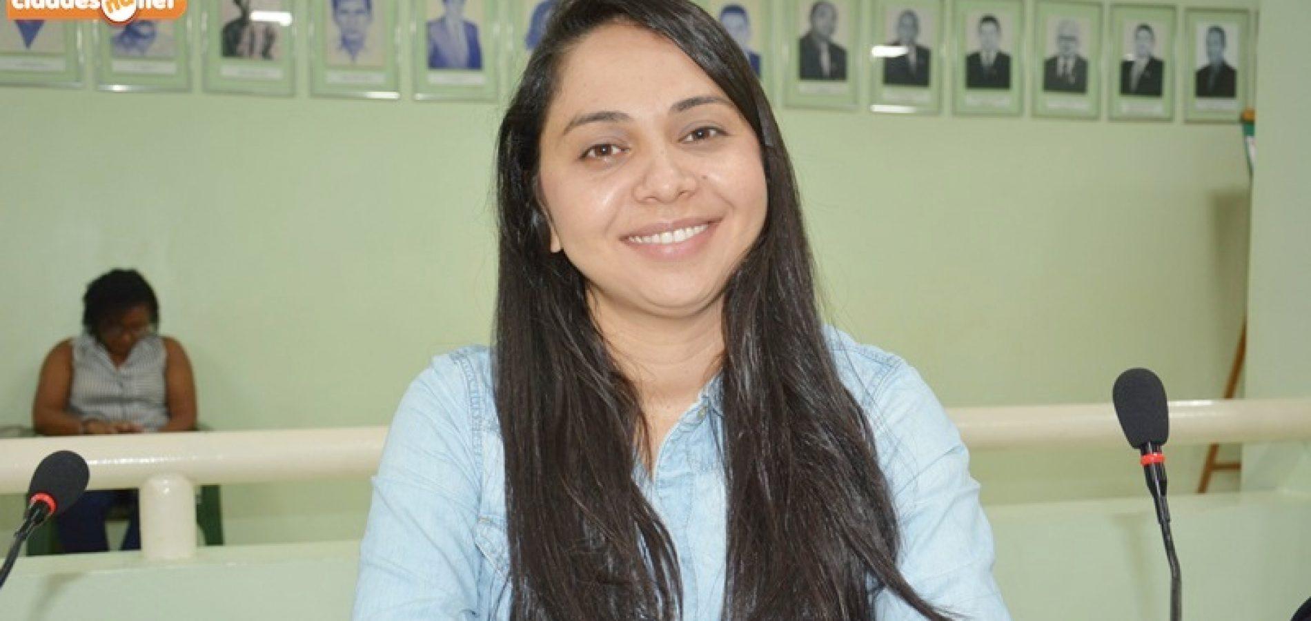 JAICÓS | Vereadora Pretinha quer informações sobre construção de Unidade Básica de Saúde na comunidade Gameleira