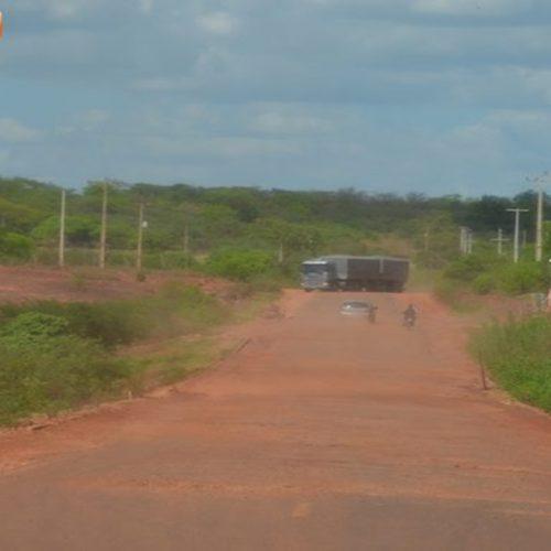 Governo vai retomar obras na rodovia que liga Picos a Itainópolis