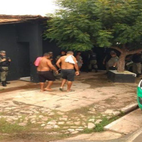 Força Conjunta cumpre 11 mandados de busca e apreensão no Piauí