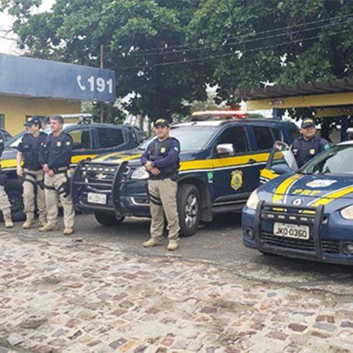 PRF intensifica fiscalização no carnaval e convoca policiais de outros estados