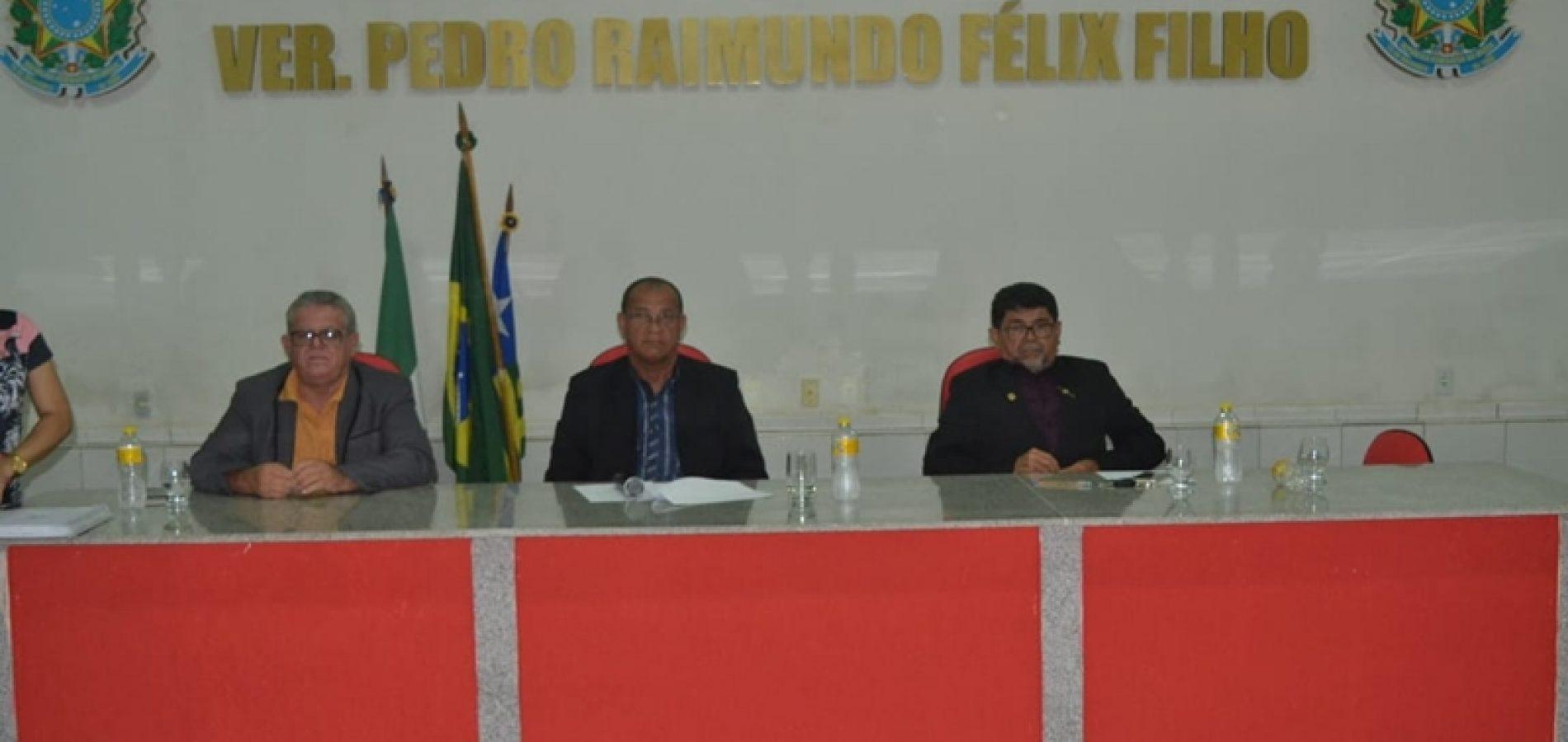 Câmara Municipal de Simões aprova dois requerimentos; confira!