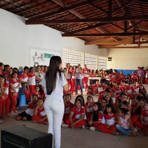 Programa Saúde na Escola promove atividades em Simões