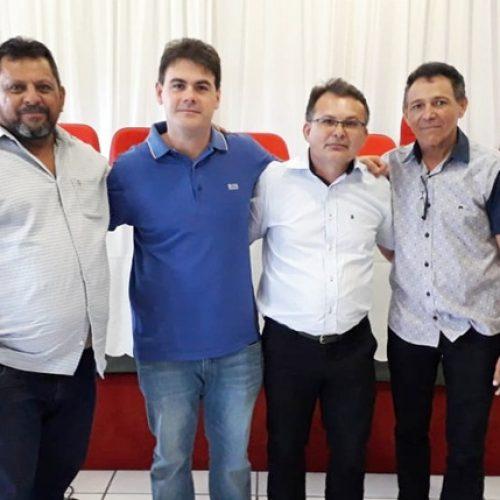 Prefeito e vereadores de Belém do Piauí participam de convenção estadual do MDB