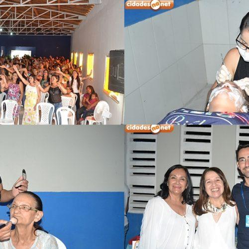 Com palestras e atendimentos, Prefeitura de Simões promove comemoração ao Dia da Mulher