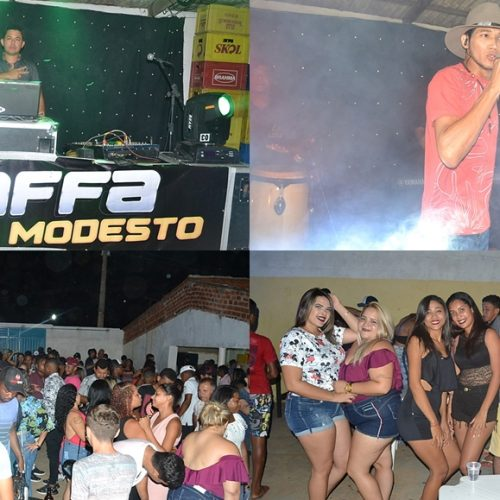 SIMÕES   Veja fotos do show com Danilo Pisadinha e DJ Rafael Modesto na localidade Poço do Juazeiro