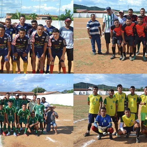 Dois jogos abrem seletiva para o Campeonato Municipal de Futebol de Simões