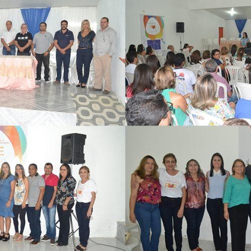 SIMÕES | Programa Parceria pela Valorização da Educação é apresentado para educadores do município