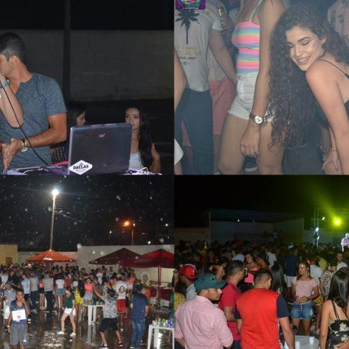 Carnaval Euphoria 360º é realizado em Simões; veja fotos!