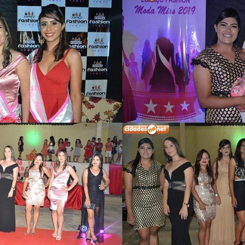 Em homenagem ao Dia da Mulher, loja Espaço Fashion realiza 1ª edição de desfile de moda em Curral Novo do PI