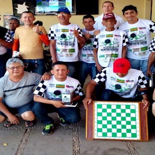 ASDAPI realizará 1º Open Picos de Damas