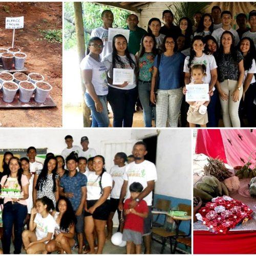 Em Ipiranga do Piauí, Projeto Viva o Semiárido promove curso de capacitação em horticultura; fotos