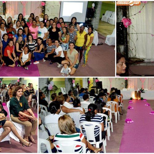 Prefeitura de Inhuma promove evento alusivo ao Dia Internacional da Mulher; veja fotos
