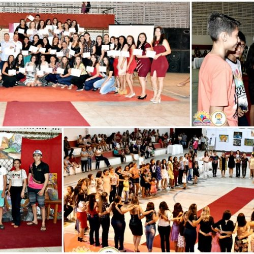 Prefeitura de Vila Nova entrega certificados de curso sobre Inclusão, realiza exposição e comemora o dia da Mulher; fotos