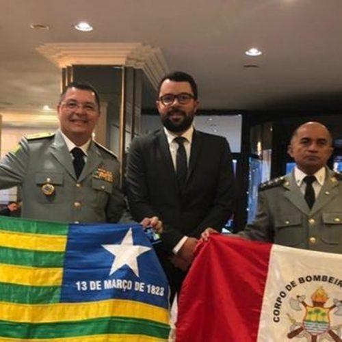 Corpo de Bombeiros do Piauí fica entre os 10 melhores do mundo em 2018