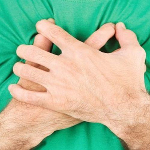 Dor no peito pode indicar mais doenças além do infarto
